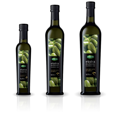 NEW LOOK – Zvijezda oil from local olive groves