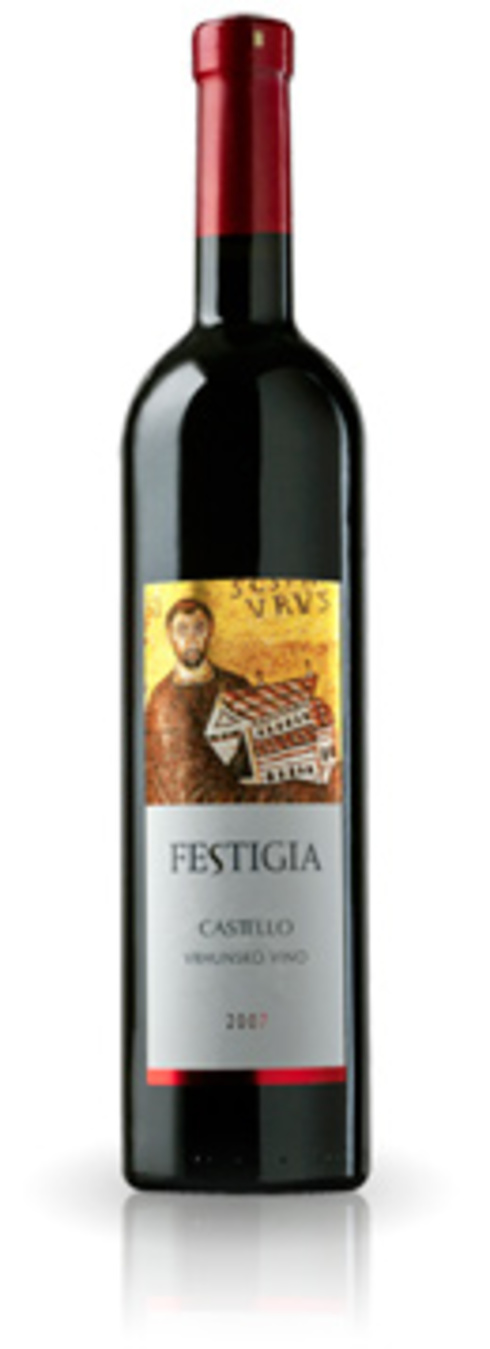 Agrolaguna's wine Castello Festigia 2007 wins gold in Canada