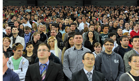 Agrokor Employs 1000 New Young People
