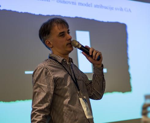 Robert Petković held a lecture at HIT IT Digital