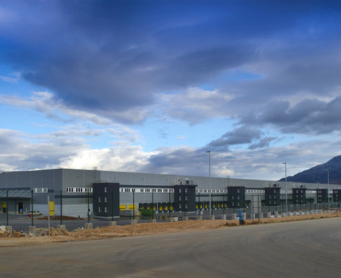 The biggest investment in 2010 was the establishment of logistics and distribution centre in Dugopolje near Split, which is the largest logistics centre in the region with a total area of over 80000 square meters.