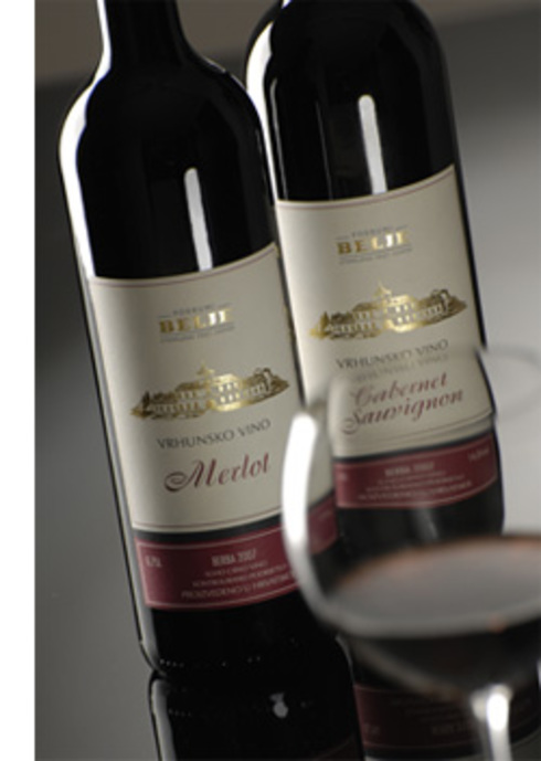 New Premium Red Wines by Podrumi Belje