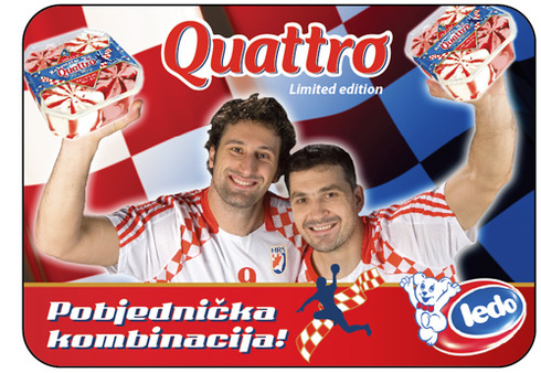Handball Quattro - Combination For Winners!