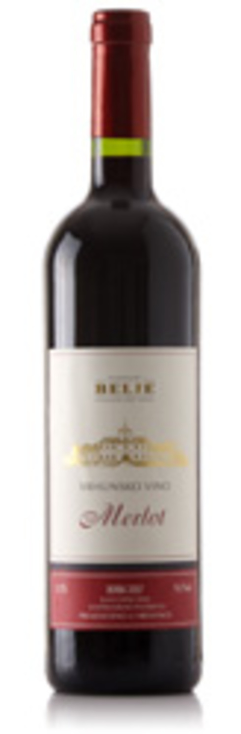 Top-rate Belje Merlot Wins Best Red Wine at Third Zagreb Wine Gourmet Festival