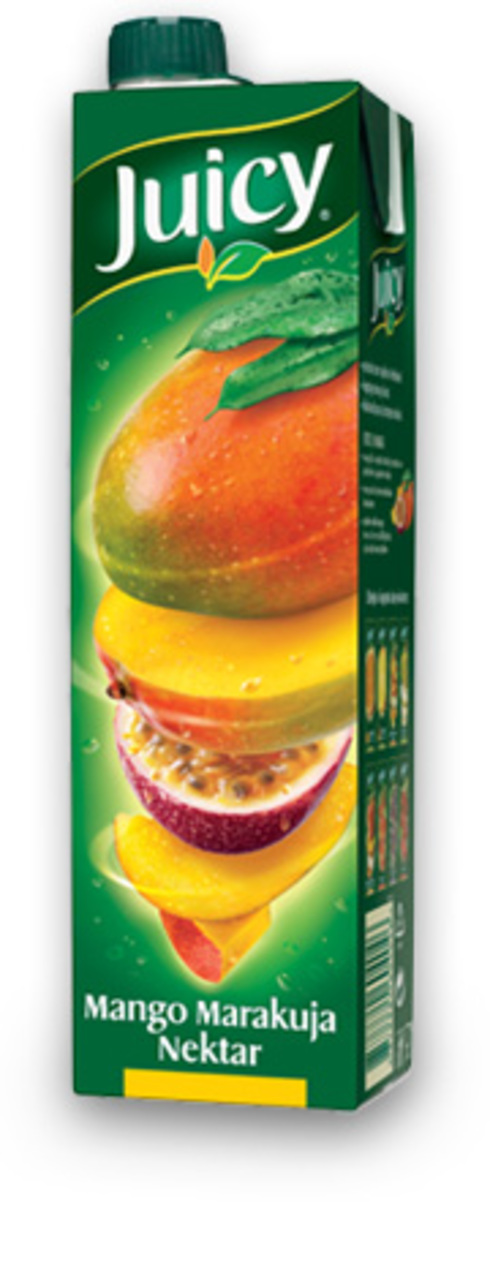 New Juicy Mango Passion Fruit Changes Winter into Summer