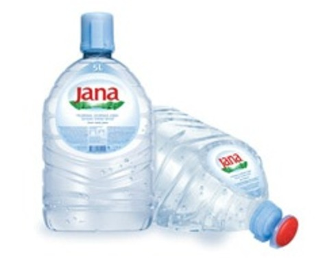 In Jamnica bottling plant in Pisarovina a new line was installed for introducing 5 l PET packaging of natural mineral water Jana in the market.