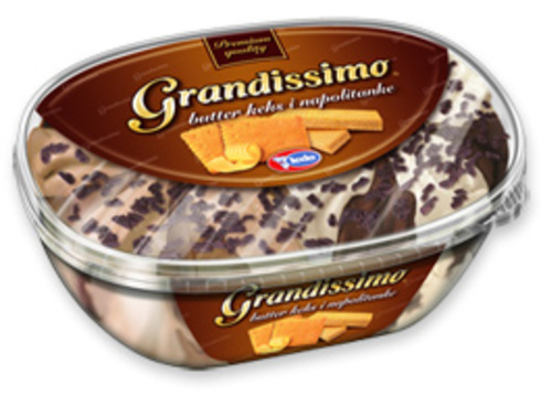 Grandissimo Butter Biscuit-Wafer