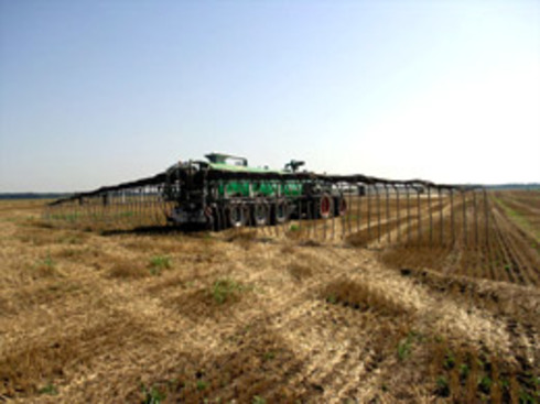 New modern manure system of arable land presented in Belje
