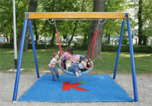 "Two new playgrounds opened within the Project ""Let's get back playgrounds to children!"""