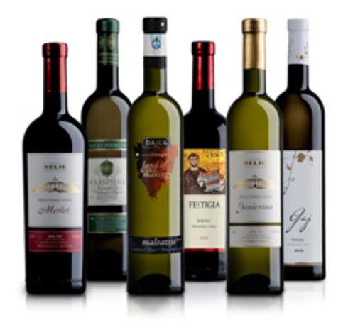 Agrokor wines set off to conquer the American market