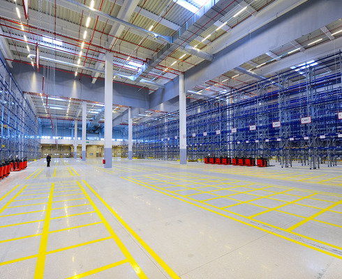 State-of-the-art logistics and distribution centre was opened that will be the backbone of Agrokor logistics and contribute to its efficiency through centralization of distribution.