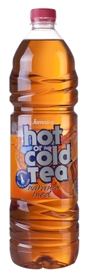 New line of teas from Jamnica – hot or cold tea