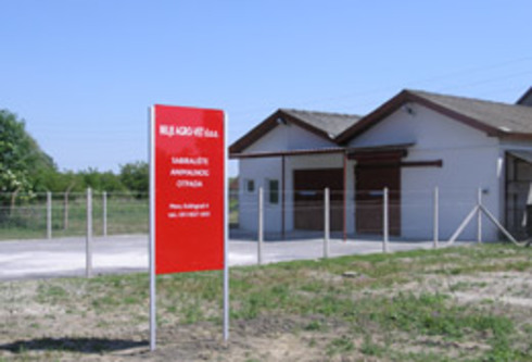 Belje opened the first registered ecological animal waste disposal centre in Slavonia and Baranja