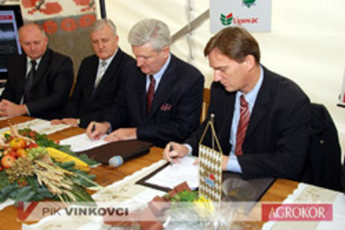 Agrokor to donate HRK 1 million to Vinkovci