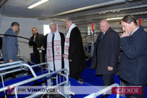 New pig farm opened in Andrijaševci