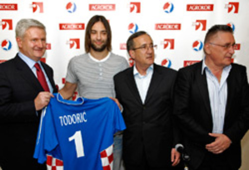 Agrokor as the main sponsor of the Croatian Handball Federation