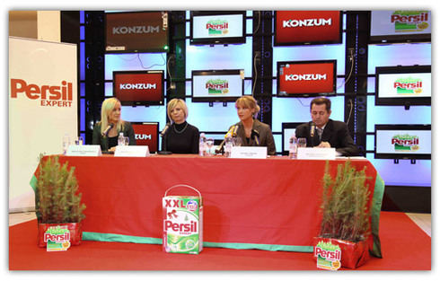 Konzum and Henkel Croatia have launched a reforestation program of burned areas in cooperation with Hrvatske šume
