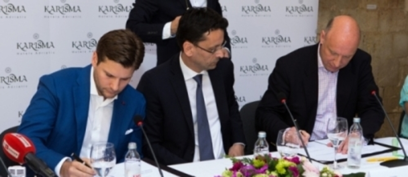 Agrokor Group, TUI Travel and Karisma Resort International have become strategic partners