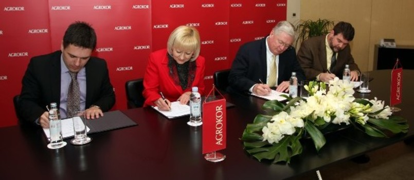Agrokor and the University of Tennessee sign Memorandum of Understanding