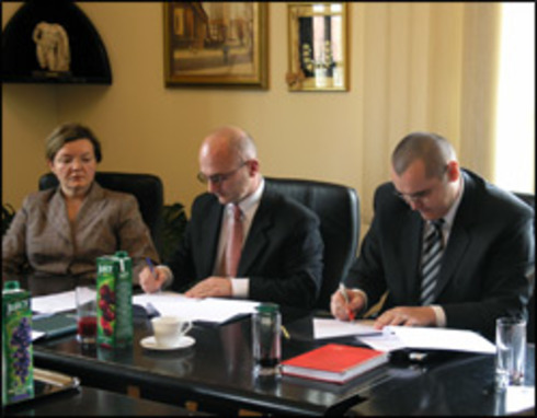 Strengthening of co-operation between Belje and the Faculty of Agriculture at Osijek University